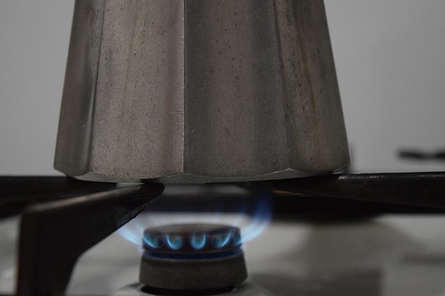 kuhalnik na plin